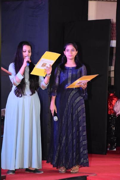 St Peter College Vasai Girls singing