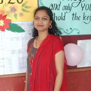Rupali Vikas Gadag Q - A.M, A.T.D S - Primary and Secondary