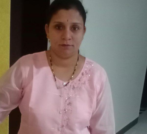 Supriya Rajkumar Almeida